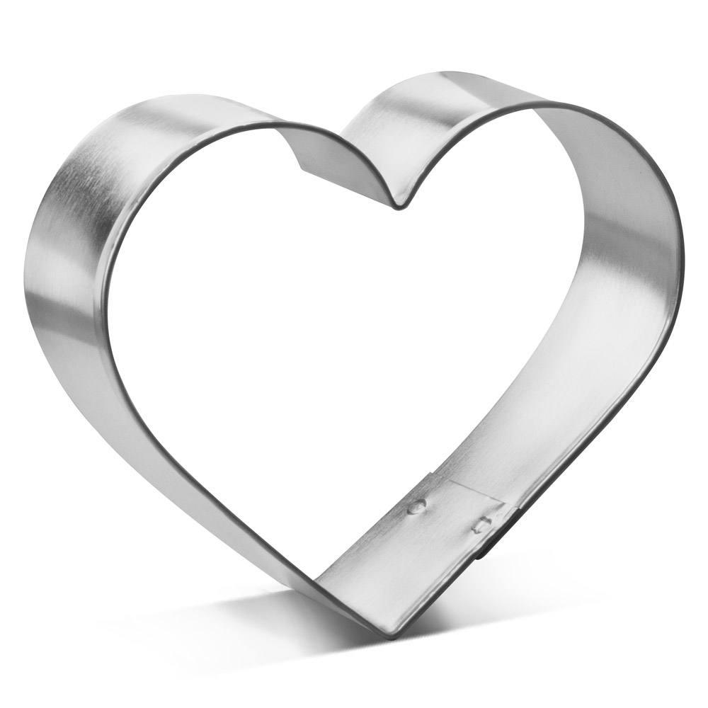 Heart 3 Cookie Cutter