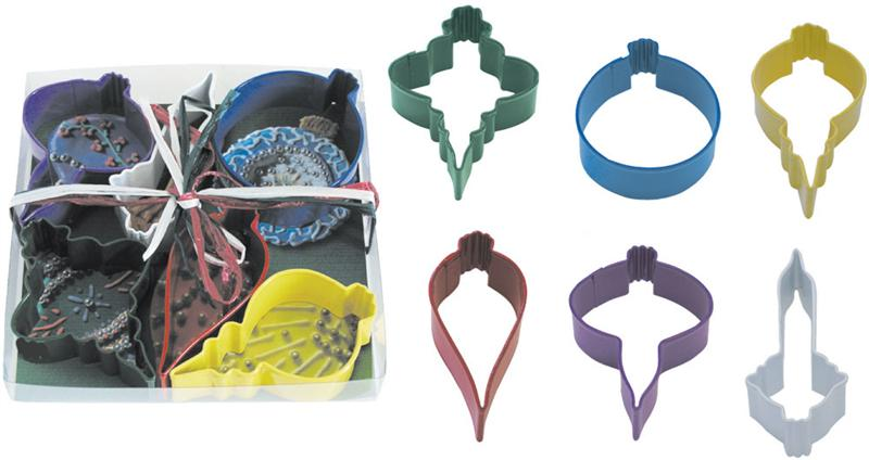 Ornament Color Cookie Cutter Set Cookie Cutter Experts Since 1993