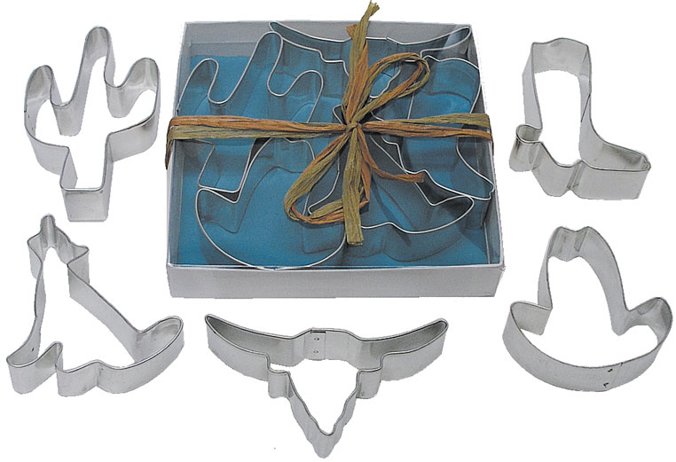 Southwest Cookie Cutter Set | Cookie Cutter Experts Since 1993